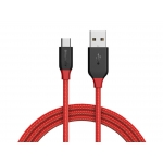 BLITZWOLF KABEL MICRO-USB QUICK CHARGE 3.0 OPLOT