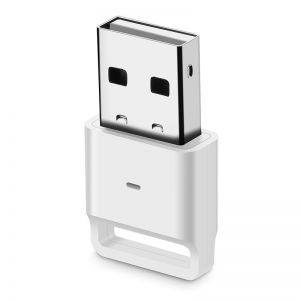 UGREEN ADAPTER USB BLUETOOTH 4.0 PC QUALCOMM APTX BIAŁY