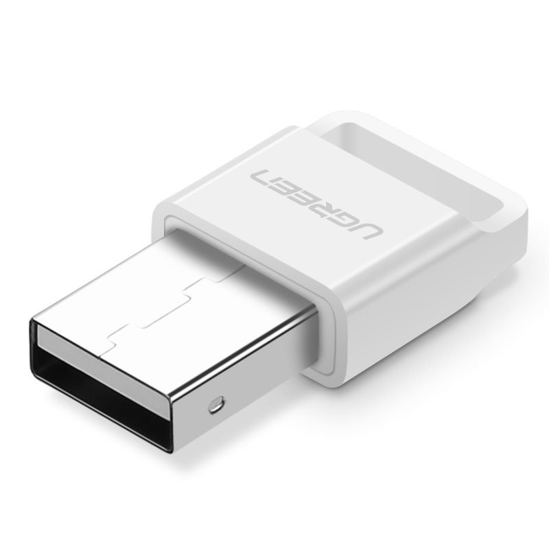 Adapter USB Bluetooth 4.0 UGREEN Qualcomm aptX biały
